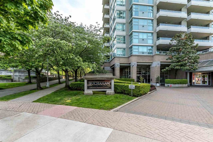 2104 4398 BUCHANAN STREET - Brentwood Park Apartment/Condo for sale, 3 Bedrooms (R2581164)