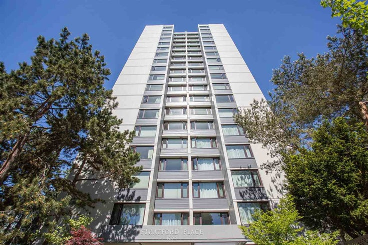 402 1725 PENDRELL STREET - West End VW Apartment/Condo for sale, 2 Bedrooms (R2581217)