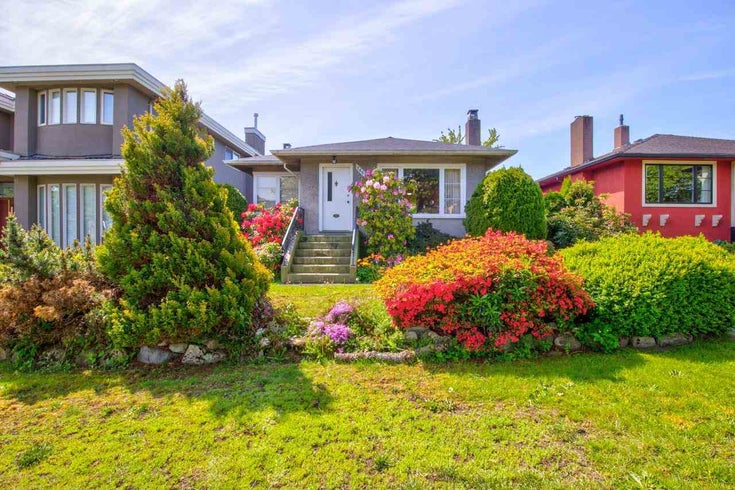 766 W 64TH AVENUE - Marpole House/Single Family for sale, 2 Bedrooms (R2581229)