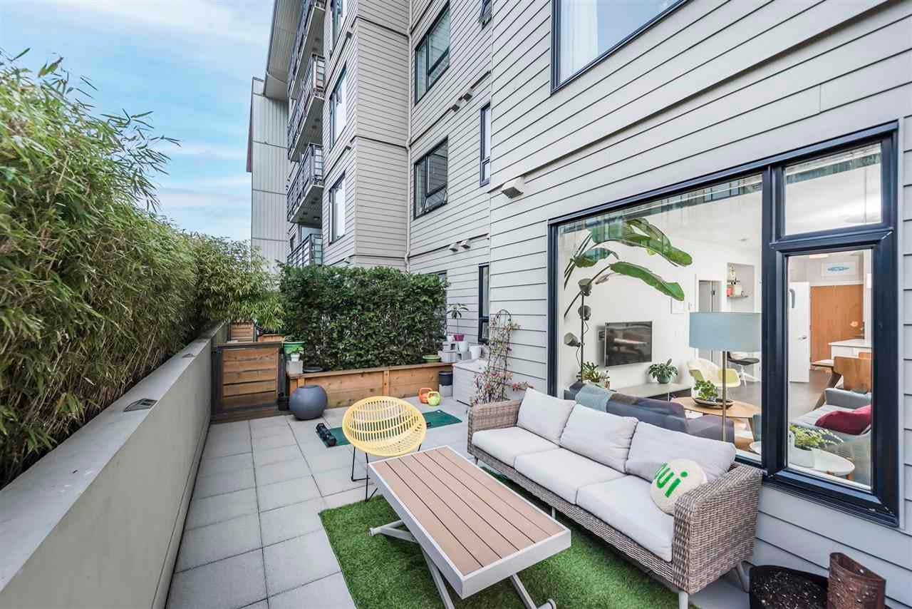 205 123 W 1ST STREET - Lower Lonsdale Apartment/Condo for sale, 1 Bedroom (R2581241)
