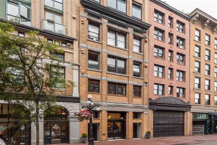 PH 805 27 ALEXANDER STREET - Downtown VE Apartment/Condo for sale, 1 Bedroom (R2581265)