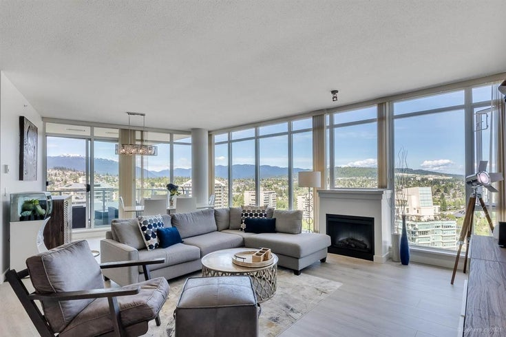 3203 2133 DOUGLAS ROAD - Brentwood Park Apartment/Condo for sale, 2 Bedrooms (R2581389)