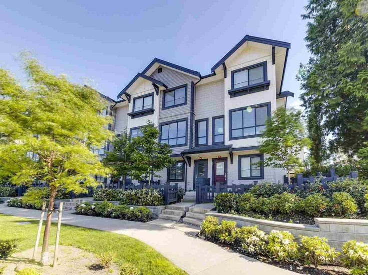 12 8570 204 STREET - Willoughby Heights Townhouse for sale, 2 Bedrooms (R2581391)