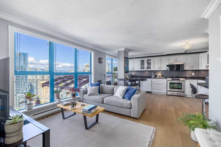 1604 1238 SEYMOUR STREET - Downtown VW Apartment/Condo for sale, 2 Bedrooms (R2581460)