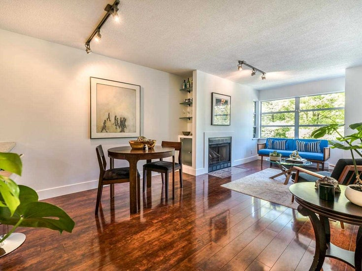 204 1399 BARCLAY STREET - West End VW Apartment/Condo for sale, 1 Bedroom (R2581463)