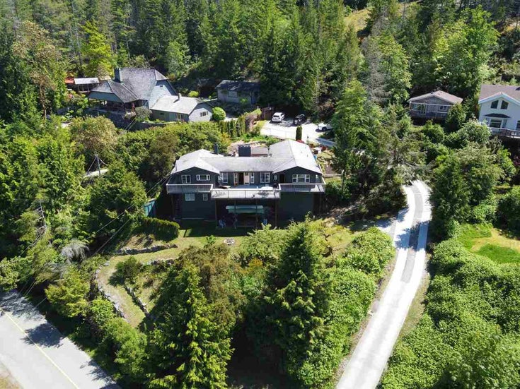 4184 FRANCIS PENINSULA ROAD - Pender Harbour Egmont House with Acreage for sale, 3 Bedrooms (R2581493)