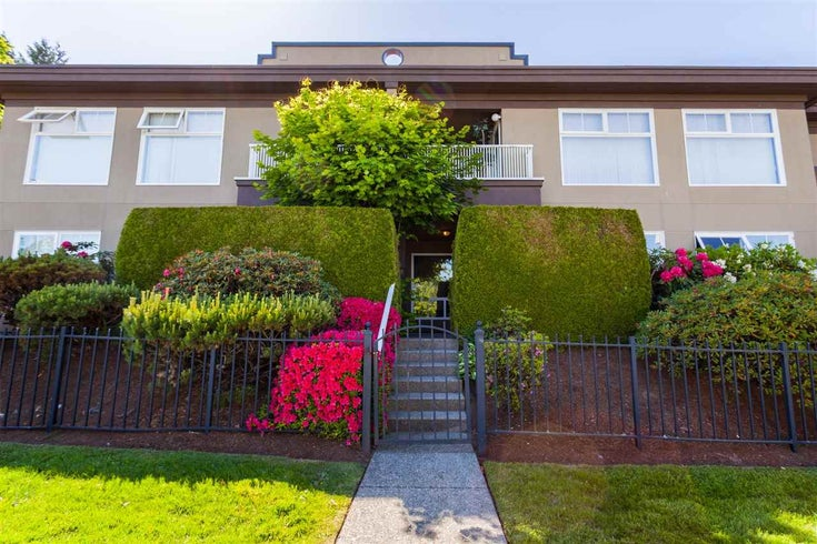 18 2120 CENTRAL AVENUE - Central Pt Coquitlam Apartment/Condo for sale, 1 Bedroom (R2581496)