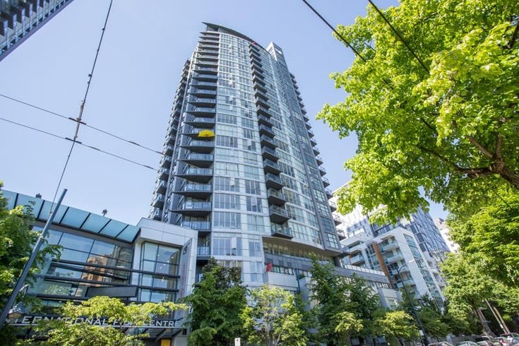 607 1155 SEYMOUR STREET - Downtown VW Apartment/Condo for sale(R2581521)
