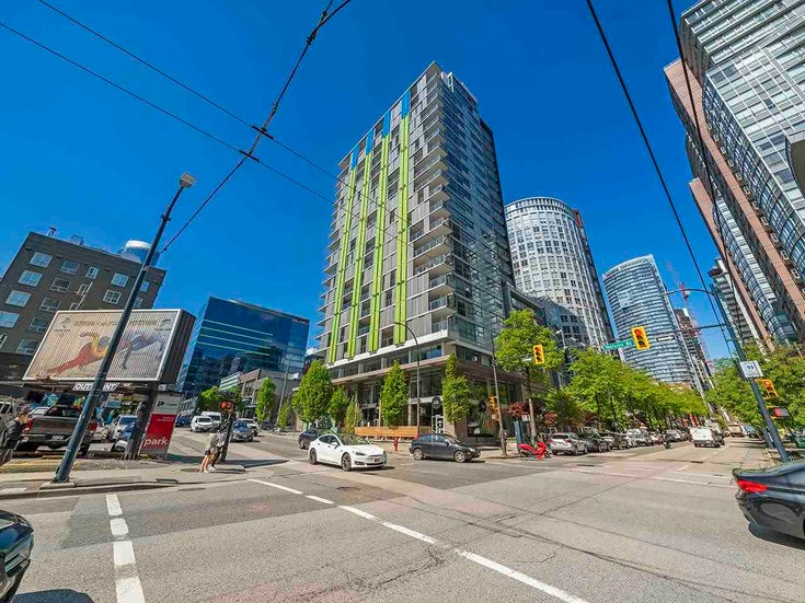 2103 999 SEYMOUR STREET - Downtown VW Apartment/Condo for sale, 2 Bedrooms (R2581678)