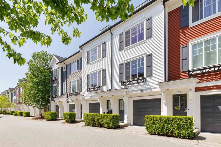 54 3010 RIVERBEND DRIVE - Coquitlam East Townhouse for sale, 2 Bedrooms (R2581693)