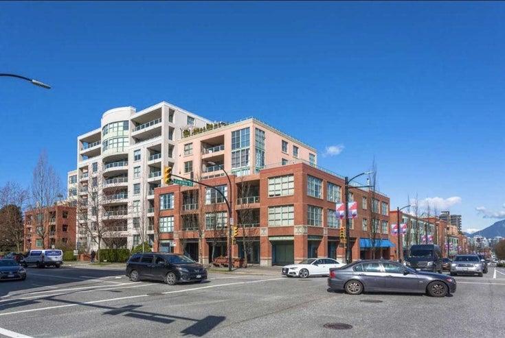 301 503 W 16 AVENUE - Fairview VW Apartment/Condo for sale, 2 Bedrooms (R2581786)