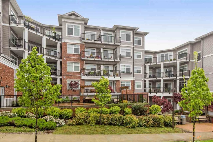 505 6480 195A STREET - Clayton Apartment/Condo for sale, 2 Bedrooms (R2581896)
