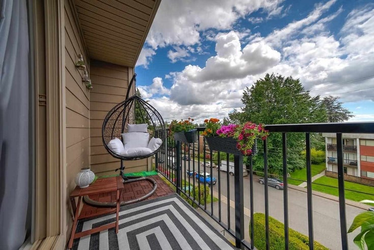 309 1103 HOWIE AVENUE - Central Coquitlam Apartment/Condo for sale, 2 Bedrooms (R2581907)