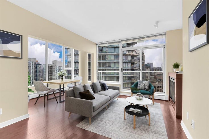 3206 688 ABBOTT STREET - Downtown VW Apartment/Condo for sale, 2 Bedrooms (R2581982)
