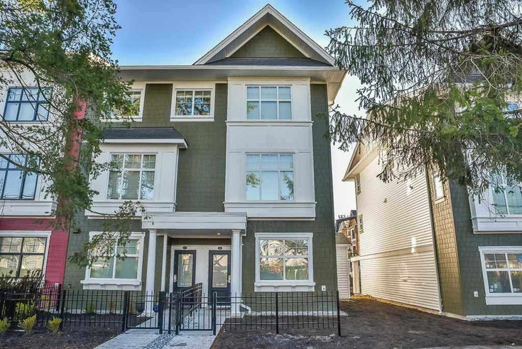 23 27735 ROUNDHOUSE DRIVE - Aberdeen Townhouse for sale, 3 Bedrooms (R2582028)