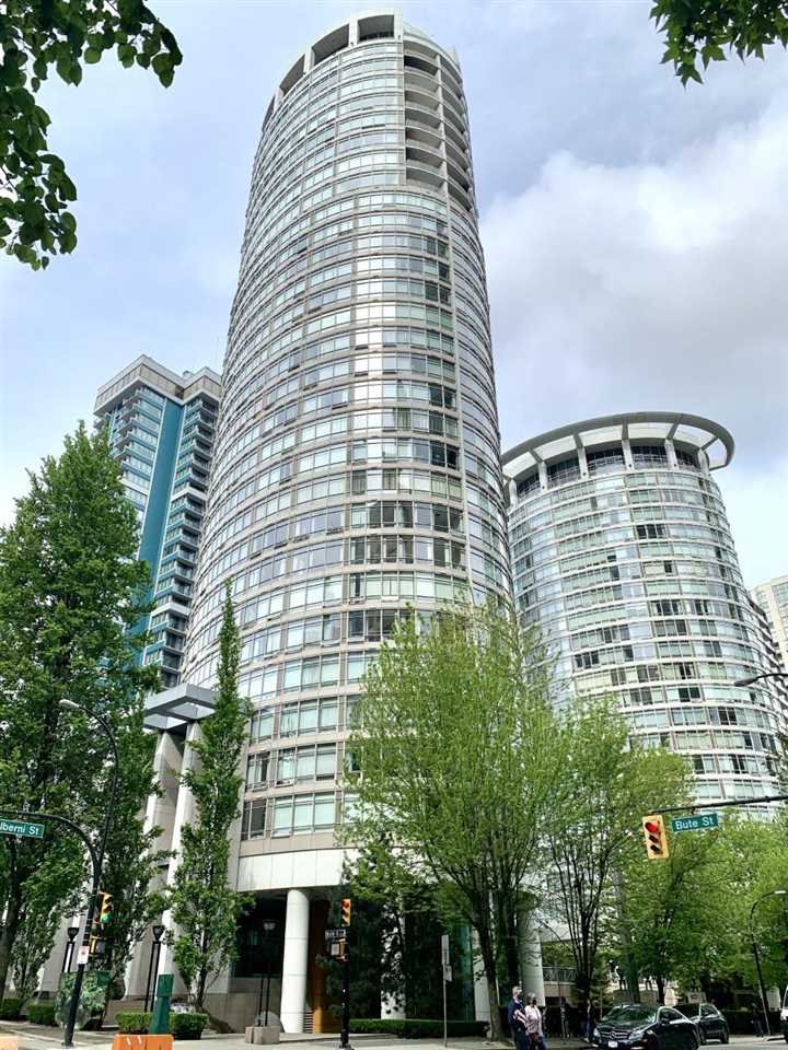 906 1200 ALBERNI STREET - West End VW Apartment/Condo for sale, 2 Bedrooms (R2582084)