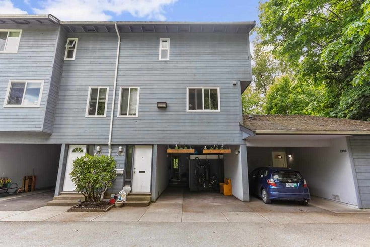8208 AMBERWOOD PLACE - Forest Hills BN Townhouse for sale, 3 Bedrooms (R2582143)