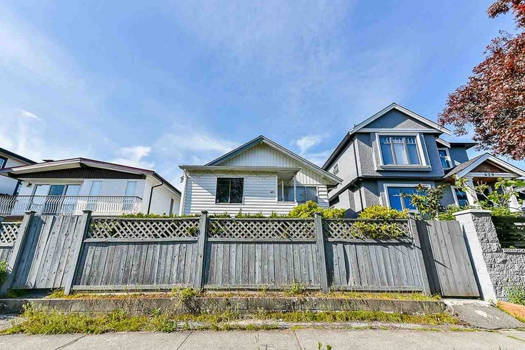 423 E 55TH AVENUE - South Vancouver House/Single Family for sale, 5 Bedrooms (R2582159)