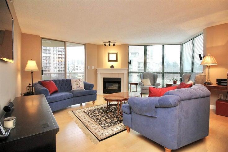308 1190 PIPELINE ROAD - North Coquitlam Apartment/Condo for sale, 2 Bedrooms (R2582223)