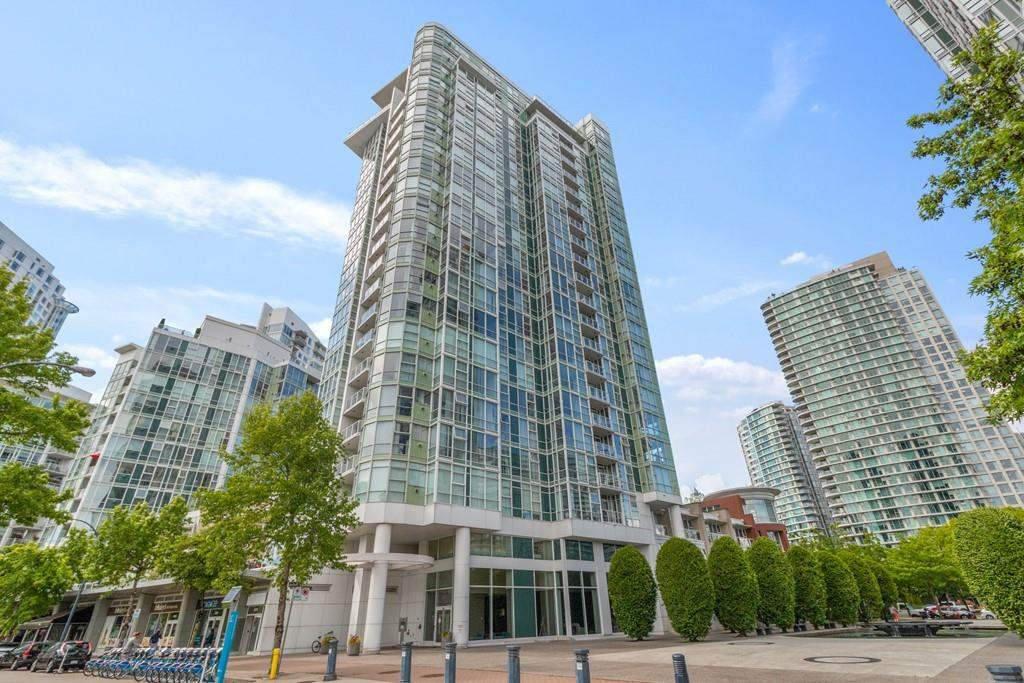 805 1077 MARINASIDE CRESCENT - Yaletown Apartment/Condo for sale, 2 Bedrooms (R2582229) - #1