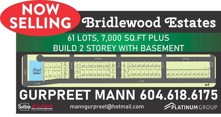 LT.6 200 STREET - Brookswood Langley for sale(R2582299)