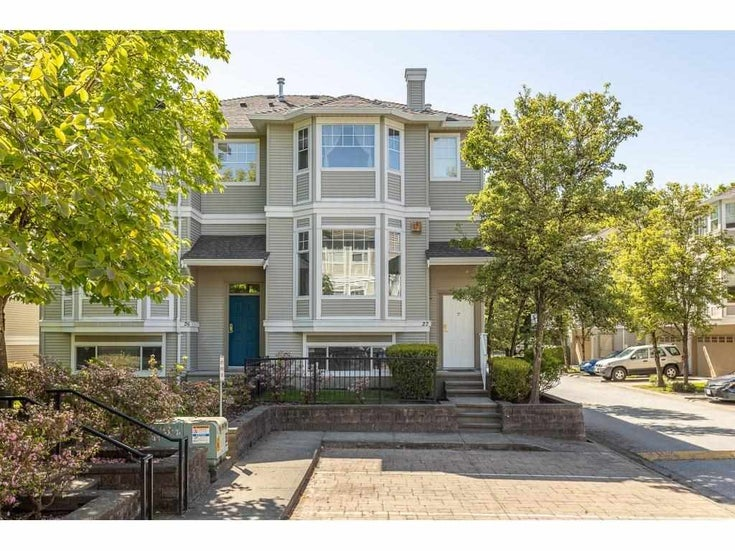 27 6518 121 STREET - West Newton Townhouse for sale, 3 Bedrooms (R2582327)