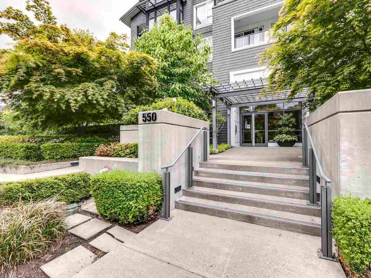 317 550 SEABORNE PLACE - Riverwood Apartment/Condo for sale, 1 Bedroom (R2582353)