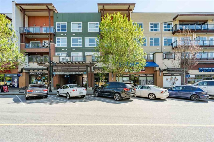 411 20728 WILLOUGHBY TOWN CENTER DRIVE - Willoughby Heights Apartment/Condo for sale, 1 Bedroom (R2582359)