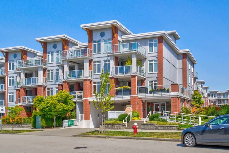303 4111 BAYVIEW STREET - Steveston South Apartment/Condo for sale, 2 Bedrooms (R2582360)