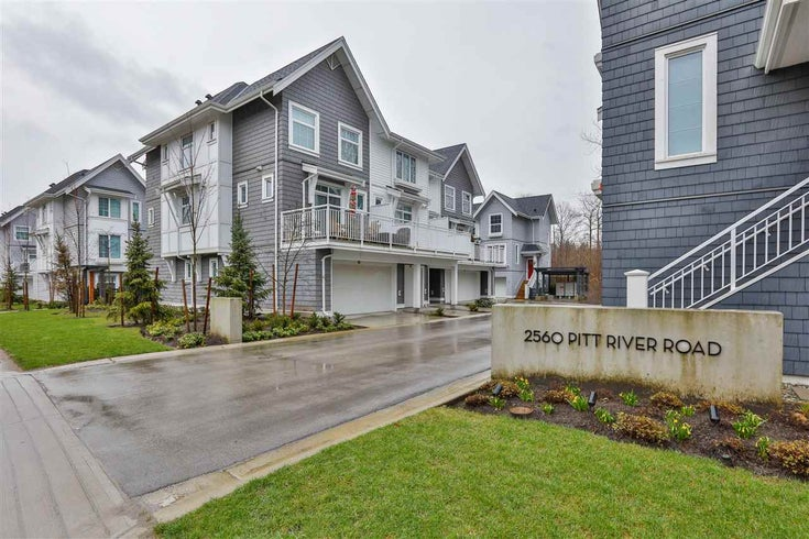 39 2560 PITT RIVER ROAD - Citadel PQ Townhouse for sale, 4 Bedrooms (R2582415)