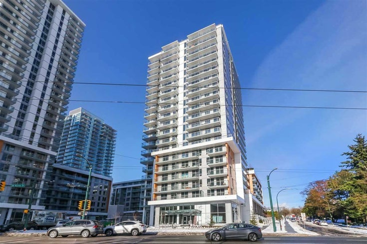 1105 433 SW MARINE DRIVE - Marpole Apartment/Condo for sale, 1 Bedroom (R2582462)