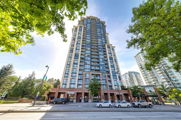 804 10777 UNIVERSITY DRIVE - Whalley Apartment/Condo for sale, 1 Bedroom (R2582465)