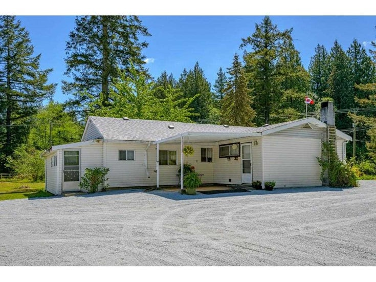 22039 0 AVENUE - Campbell Valley House with Acreage for sale, 3 Bedrooms (R2582471)