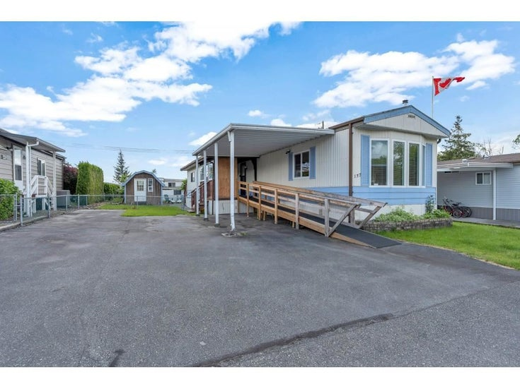 137 27111 0 AVENUE - Otter District Manufactured for sale, 2 Bedrooms (R2582553)