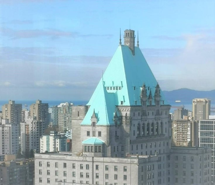 2901 610 GRANVILLE STREET - Downtown VW Apartment/Condo for sale, 1 Bedroom (R2582636)