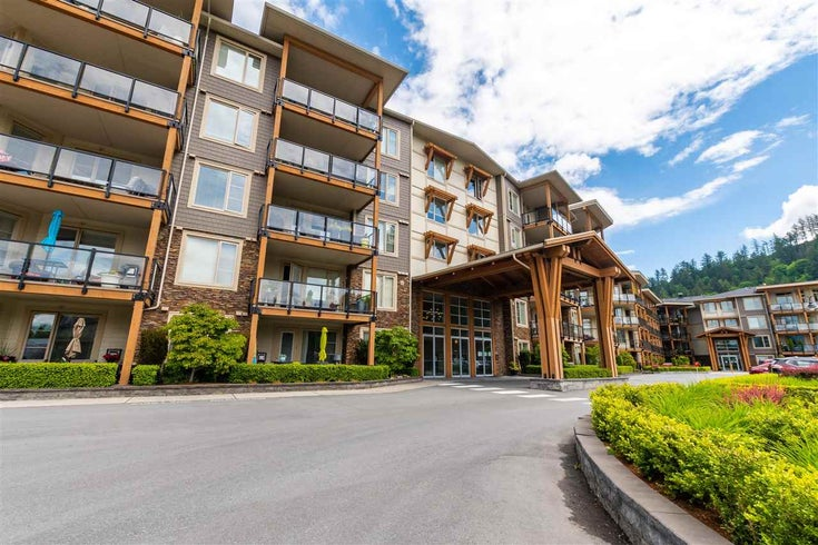 306 45750 KEITH WILSON ROAD - Sardis West Vedder Rd Apartment/Condo for sale, 2 Bedrooms (R2582709)