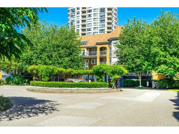 414 3075 PRIMROSE LANE - North Coquitlam Apartment/Condo for sale, 2 Bedrooms (R2582945)