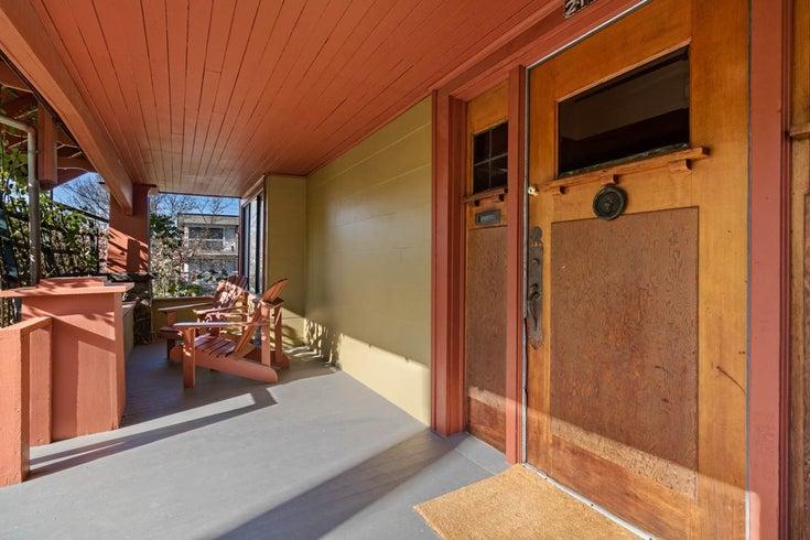 2104 MAPLE STREET - Kitsilano House/Single Family for sale, 4 Bedrooms (R2583100)