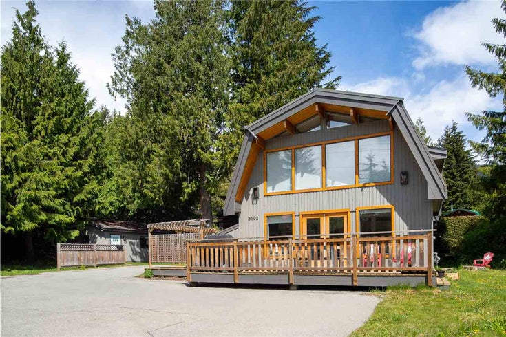 8102 CAMINO DRIVE - Alpine Meadows House/Single Family for sale, 3 Bedrooms (R2583139)