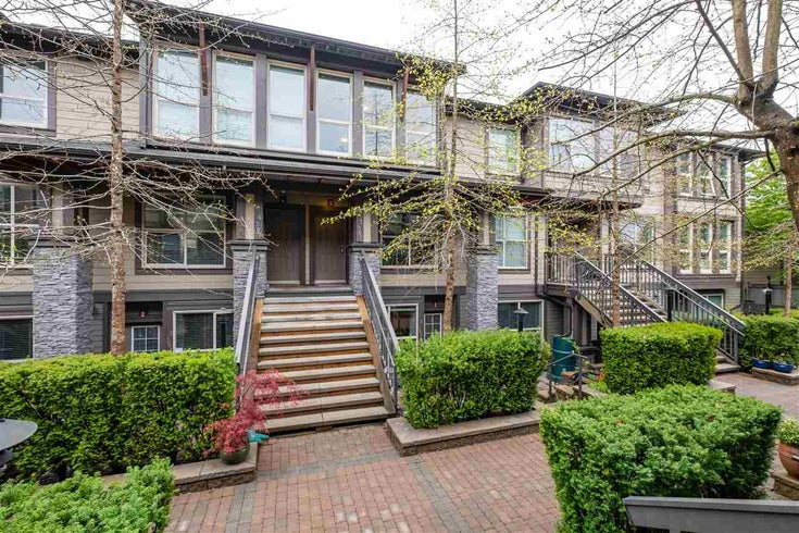 7 307 E 15TH STREET - Central Lonsdale Townhouse for sale, 3 Bedrooms (R2583296)