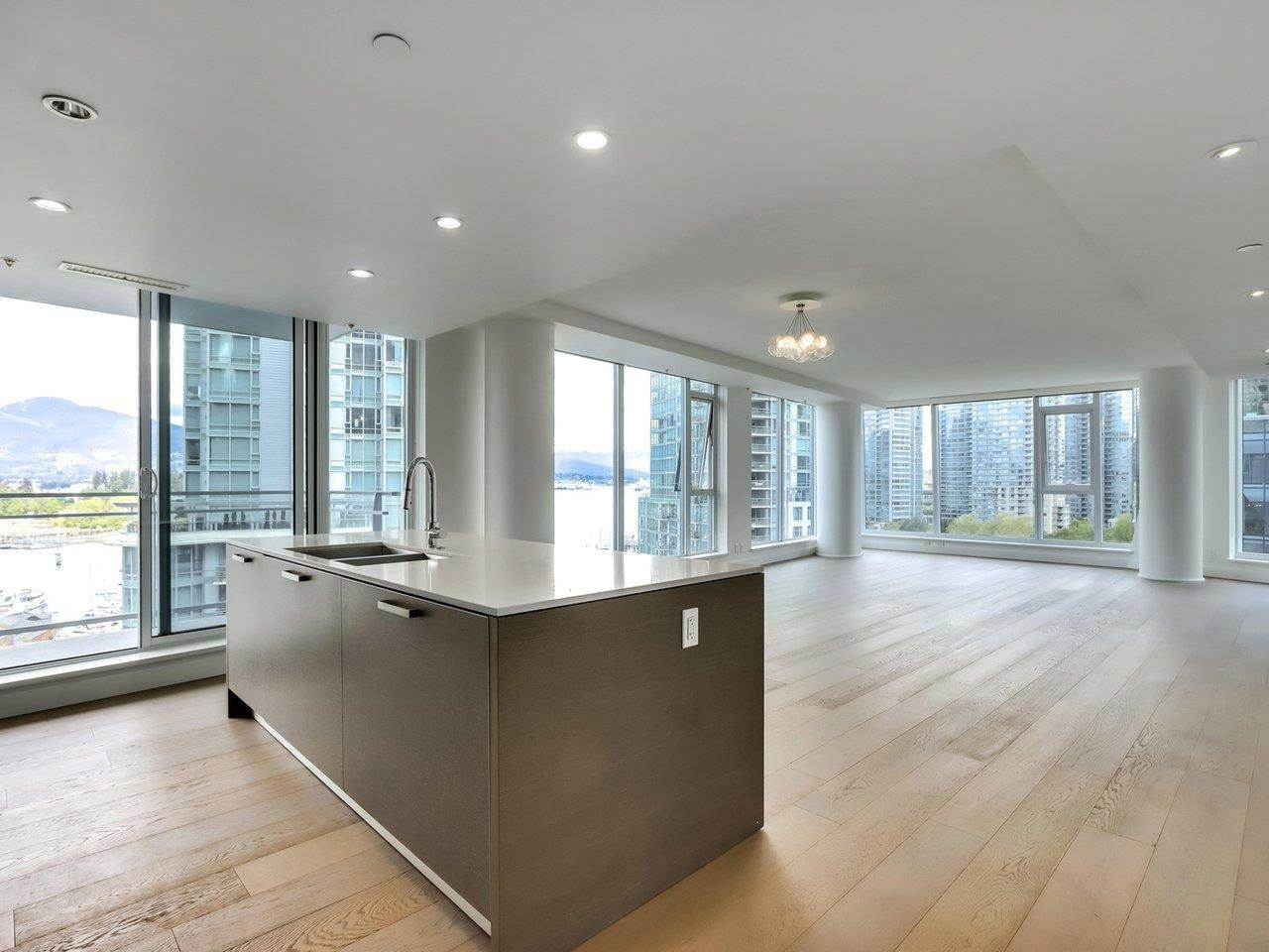 1002 1499 W PENDER STREET - Coal Harbour Apartment/Condo for sale, 2 Bedrooms (R2583305) - #1