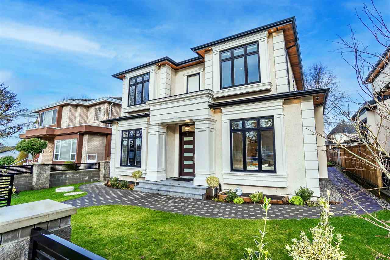 2181 W 22ND AVENUE - Arbutus House/Single Family for sale, 6 Bedrooms (R2583320)