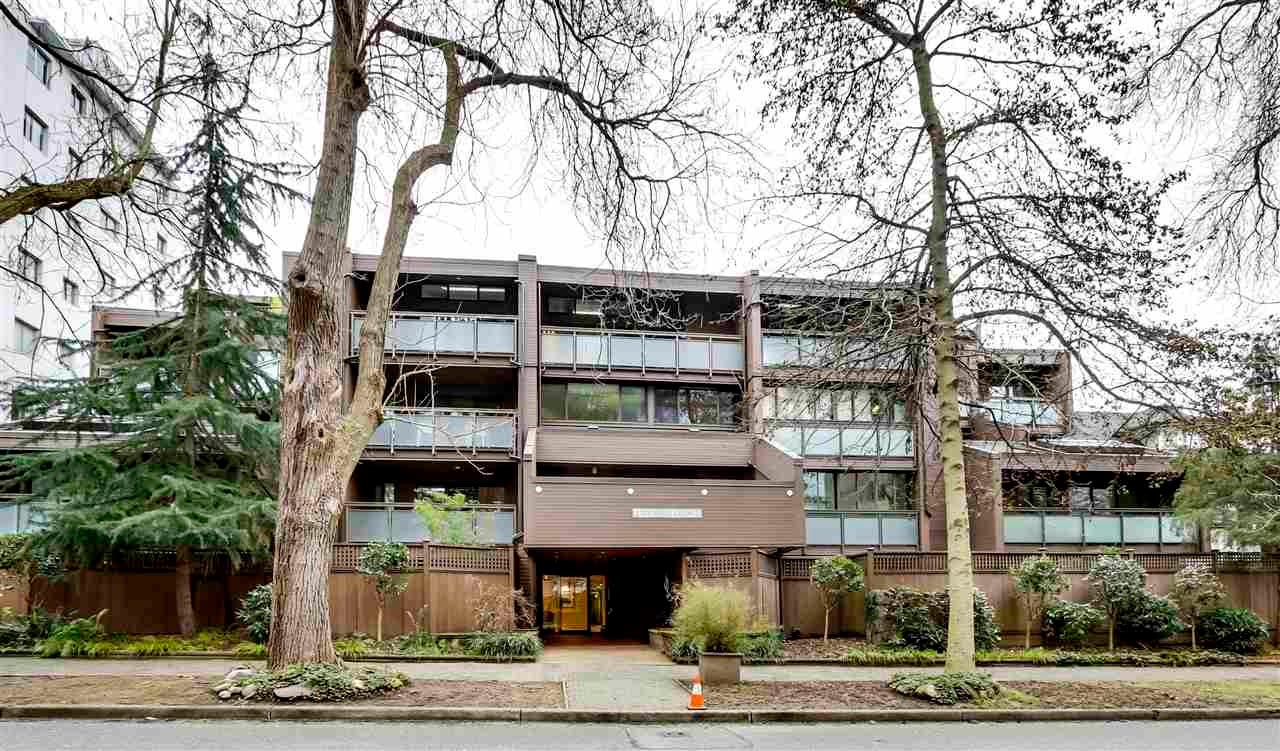 211 1855 NELSON STREET - West End VW Apartment/Condo for sale, 1 Bedroom (R2583355) - #1