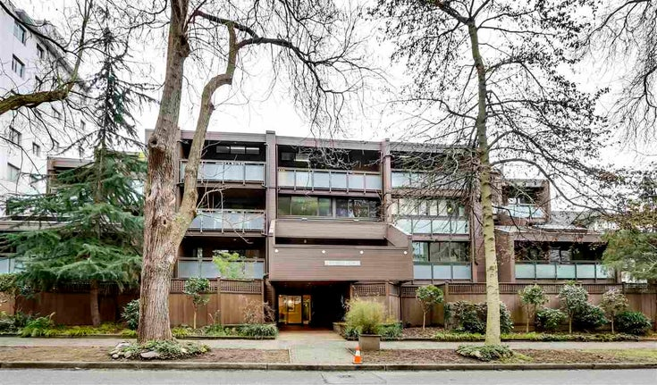 211 1855 NELSON STREET - West End VW Apartment/Condo for sale, 1 Bedroom (R2583355)