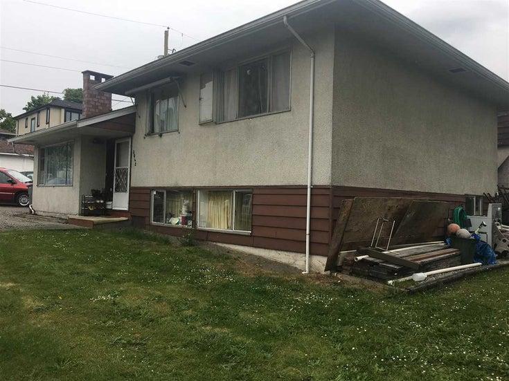8042 BORDEN STREET - Fraserview VE House/Single Family for sale, 4 Bedrooms (R2583386)