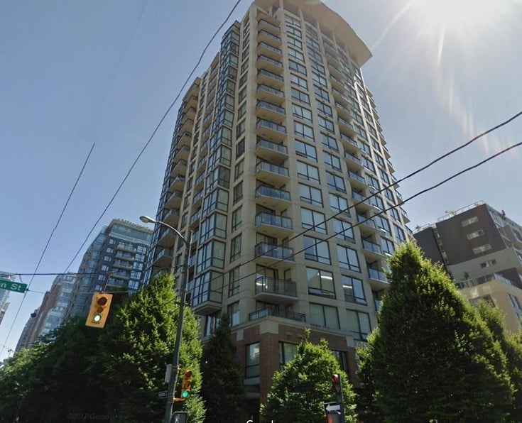 1802 1082 SEYMOUR STREET - Downtown VW Apartment/Condo for sale, 1 Bedroom (R2583388)