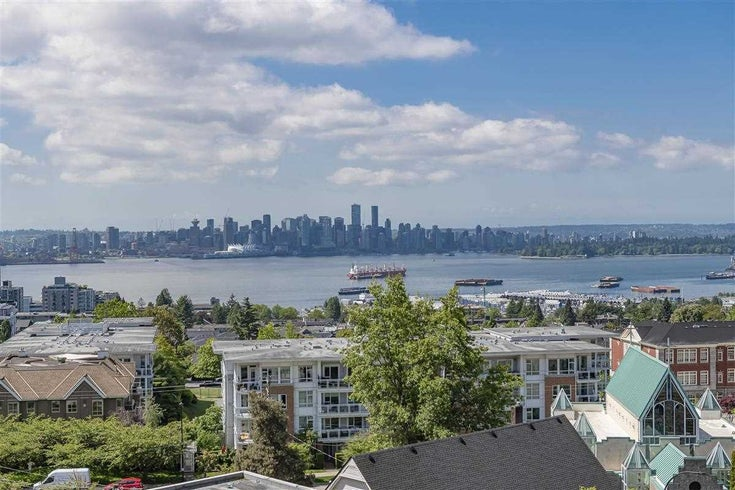 704 1320 CHESTERFIELD AVENUE - Central Lonsdale Apartment/Condo for sale, 2 Bedrooms (R2583396)