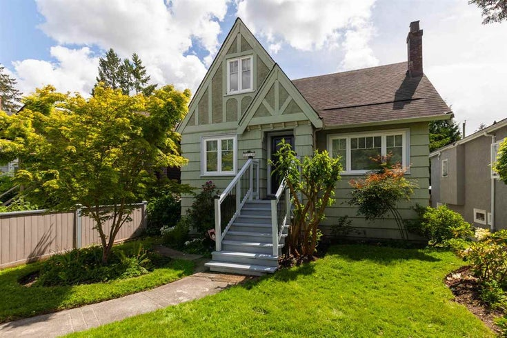 2706 W 41ST AVENUE - Kerrisdale House/Single Family for sale, 4 Bedrooms (R2583541)