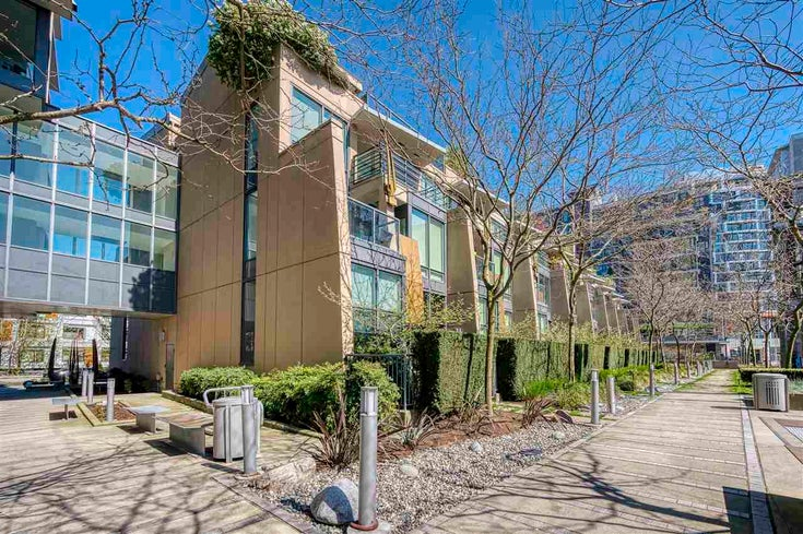 280 W 1ST AVENUE - False Creek Apartment/Condo for sale, 1 Bedroom (R2583620)