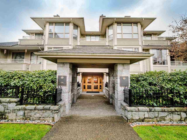 305 3766 W 7TH AVENUE - Point Grey Apartment/Condo for sale, 2 Bedrooms (R2583728)